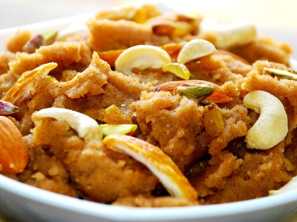 Wheat Sheera Recipe